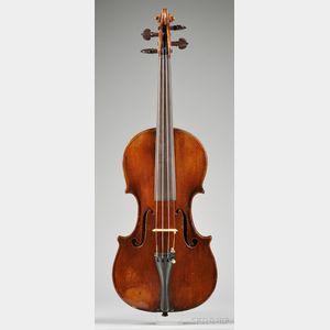Violin, c. 1850, After Giuseppe Guadagnini