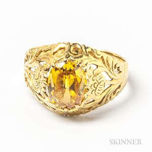 22kt Gold Ring