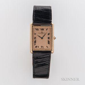 Baume & Mercier 18kt Gold Wristwatch