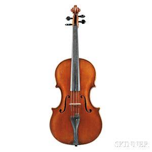 Modern Italian Viola, Carlo de March, Venezia, 1958