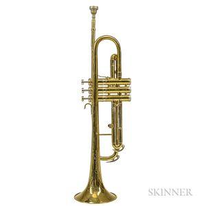 Trumpet, C.G. Conn Connstellation 28B, Elkhart, c. 1950