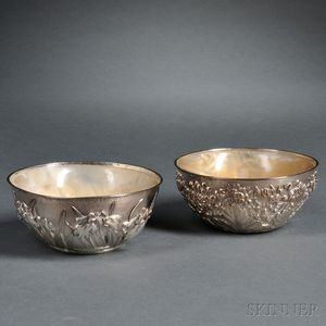 Two Pairs of Bowls