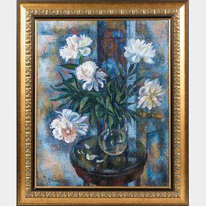 Vladimir V. Zagonek (Russian, b. 1946)      Floral Still Life
