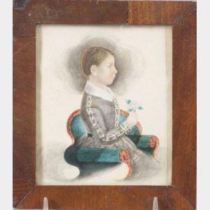 Attributed to James Sanford Ellsworth (American, 1802/03- 1874)
