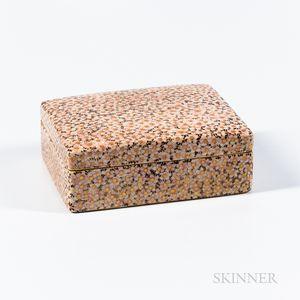 Satsuma Box and Cover
