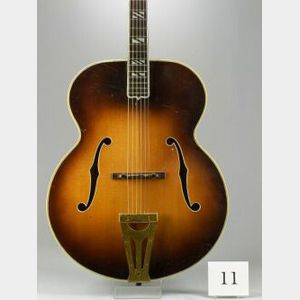 American Archtop Guitar, Gibson Incorporated, Kalamazoo, 1947, Model Super 400