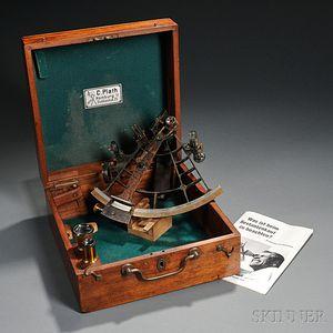 C. Plath 7-inch Sextant