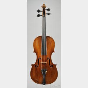 Italian Violin, Antonio Gragnani Workshop, Livorno, c. 1780
