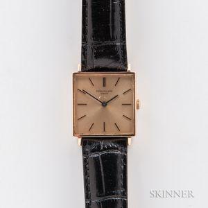 Patek Philippe 18kt Gold Gondolo 3430 Manual-wind Wristwatch