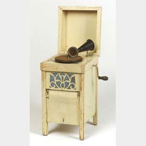 Nursery Cabinet Gramophone