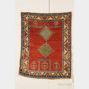 Bordjalou Kazak Prayer Rug