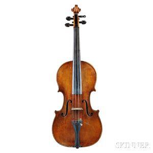 German Violin, Markneukirchen, c. 1920