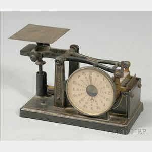 Cook's Postal Scale