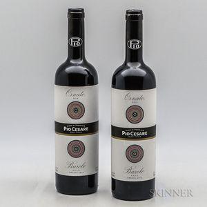 Pio Cesare Barolo Ornato 2012, 2 bottles