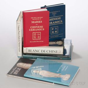 Eight Books on Chinese Ceramics