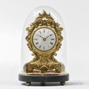 Chauncey Jerome Shelf Clock