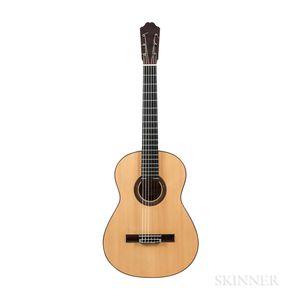 Flamenco Guitar, Antonio Raya Pardo, 2000