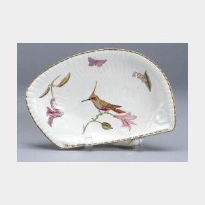 Wedgwood Pearlware Shell-shaped Dish