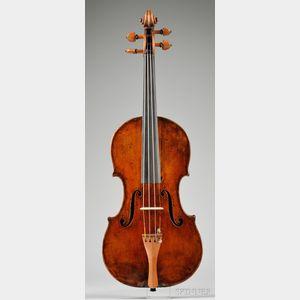 French Violin, School of J.B. Vuillaume, c. 1860