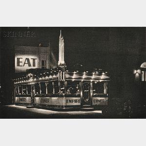 John Baeder (American, b. 1938)      Empire Diner
