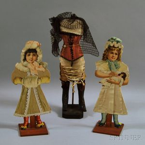 Victorian-style Doll Form