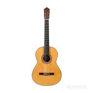 Flamenco Guitar, Aaron Green, 1999