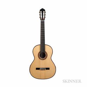 Flamenco Guitar, Gernot Wagner, 2003