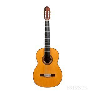 Flamenco Guitar, Gerundino Fernandez, 1997