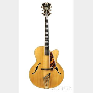 American Guitar, John D'Angelico, New York, 1962, Style Excel