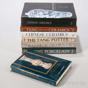 Seven Books on Chinese Ceramics