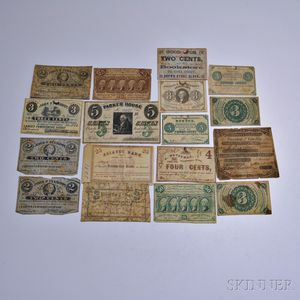 Group of Fractional Currency