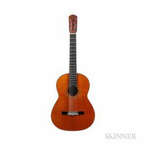 Flamenco Guitar, Manuel Cáceres, 1980