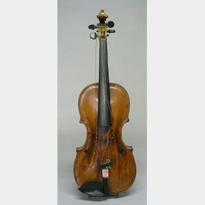 Tyrolean Violin, c. 1780