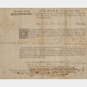 Phips, Spencer (1685-1757)