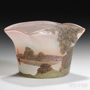 Legras Vase