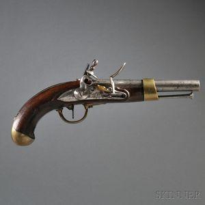 French Model AN XIII Pistol