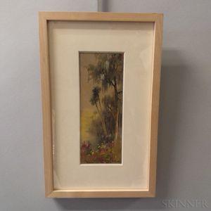 J. Ralph Wilcox (American, 1866-1915)       Swampy Landscape