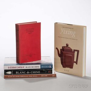 Five Books on Chinese Ceramics