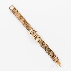 Jardur 14kt Gold Wristwatch