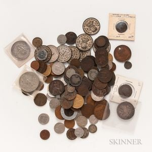 Small Group of World Coins