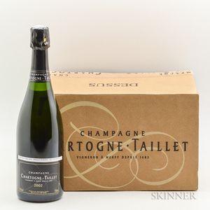 Chartogne Taillet Brut 2002, 6 bottles (oc)