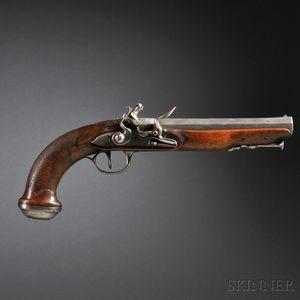 French Flintlock Pistol