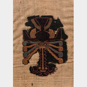 Pre-Columbian Figurative Textile