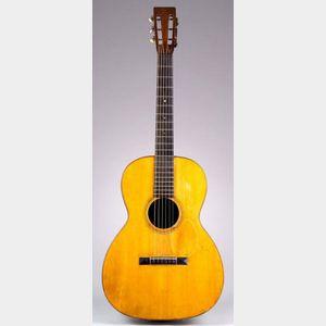 American Guitar, C. F. Martin & Company, Nazareth, 1925, Model 000-18