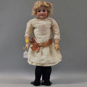 Schoenhau & Hofmeister Bisque Head Doll