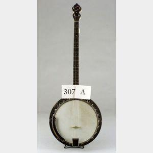 American Plectrum Banjo, Slingerland Company, Model May Bell
