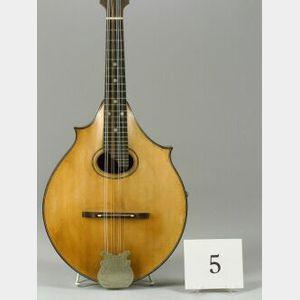 American Mandolin, Washburn Style A for Lyon & Healy, 1926