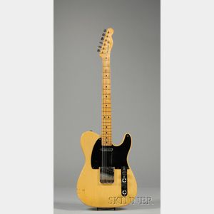 American Electric Guitar, Fender  Electric Instrument Company, Fullerton, 1952