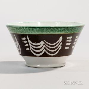 Pearlware Bowl