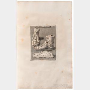 Venuti, Ridolfino (1705-1763) Collectanea Antiquitatum Romanorum.
